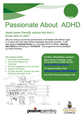 Passionate About ADHD Liskerett 285