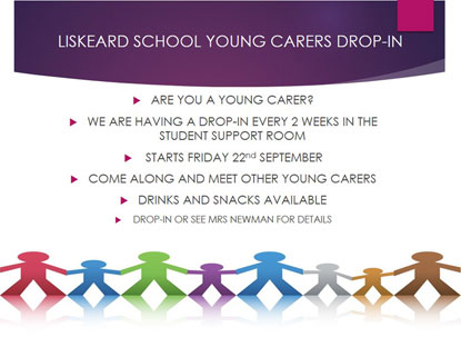 Young Carers Poster small