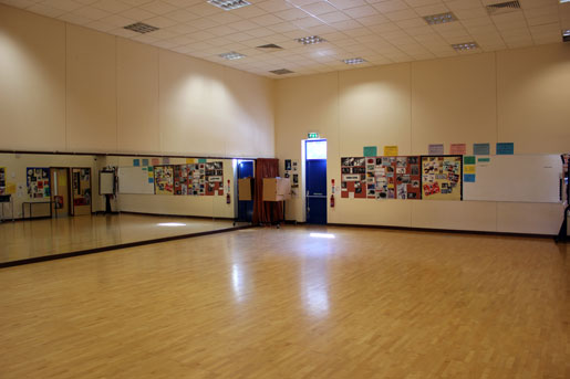 Liskeard School Dance Studio