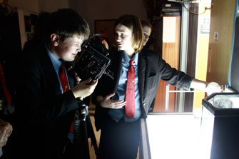Liskeard School Filming