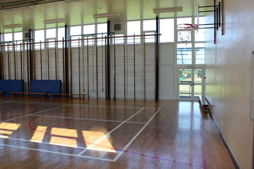 Liskeard School Gym