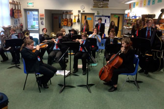 Liskeard School Jazz Band