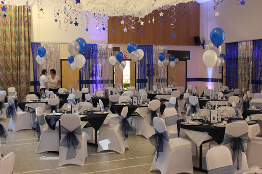 Liskeard School New Hall Prom
