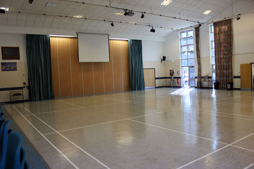 Liskeard School New Hall