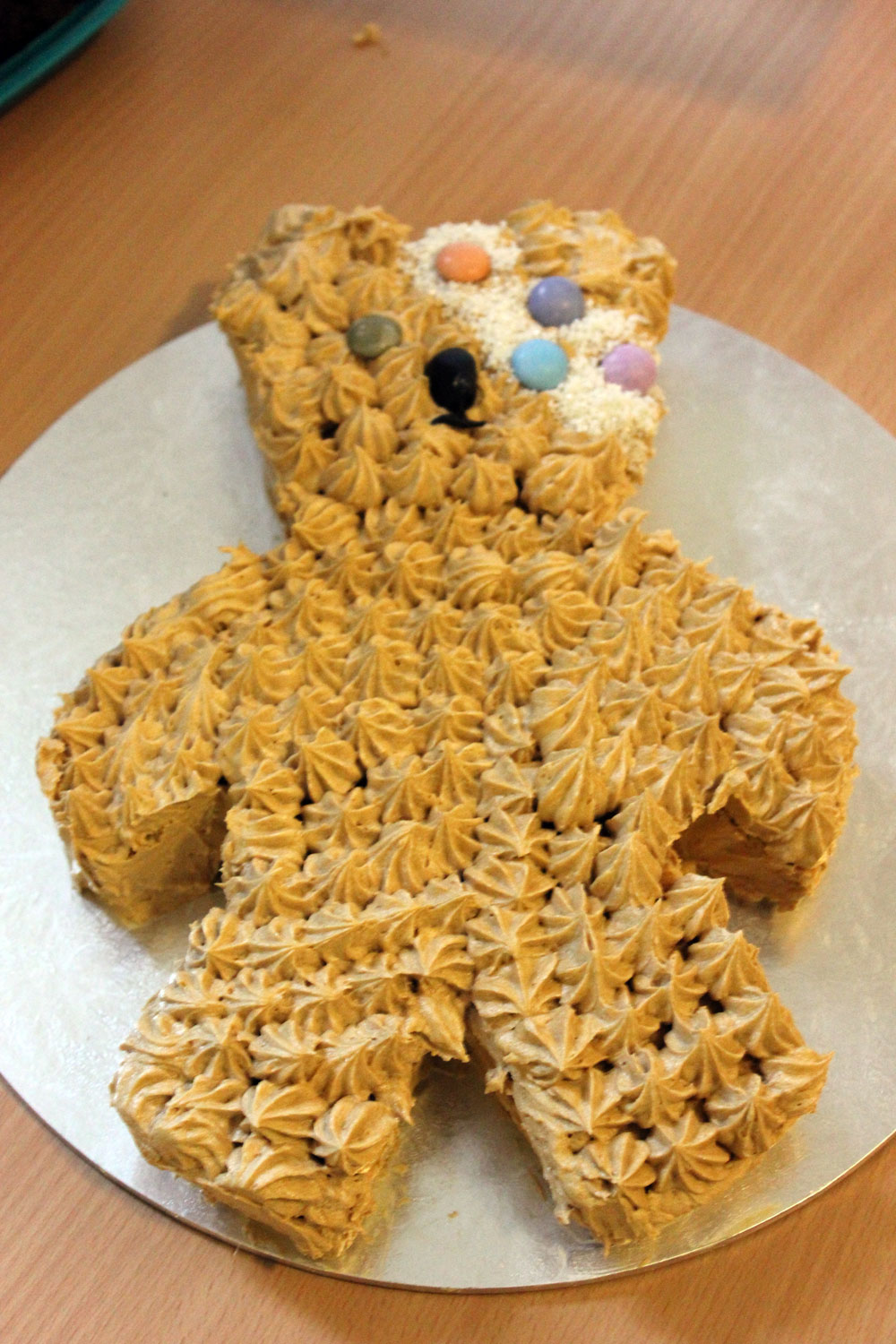 Pudsey-Cake