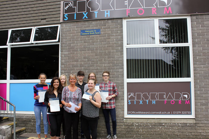 Liskeard-Sixth-Form-A-Level-Results-1