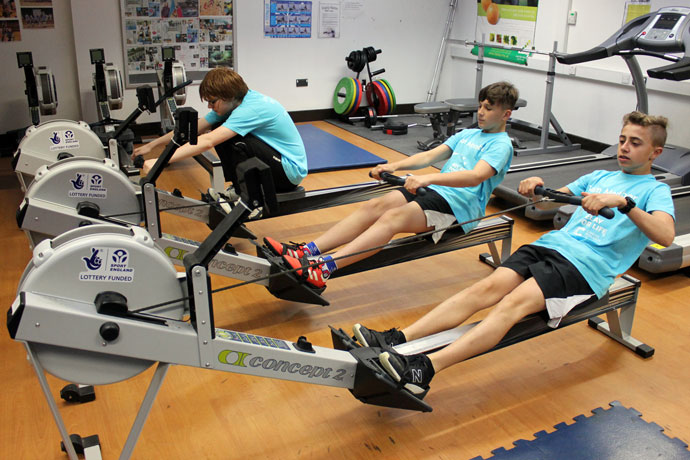 Cancer Research Rowing 2
