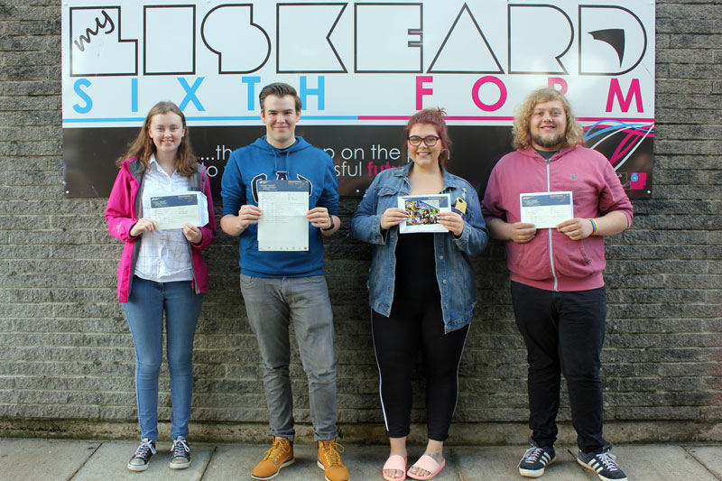 Liskeard School A Level Results 2
