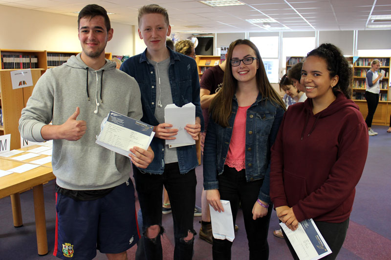 Liskeard School A Level Results 3