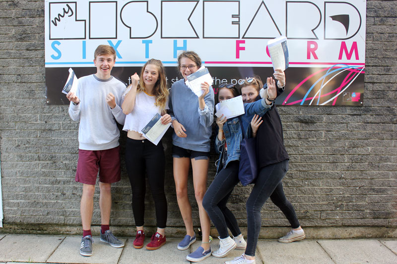 Liskeard School A Level Results 5