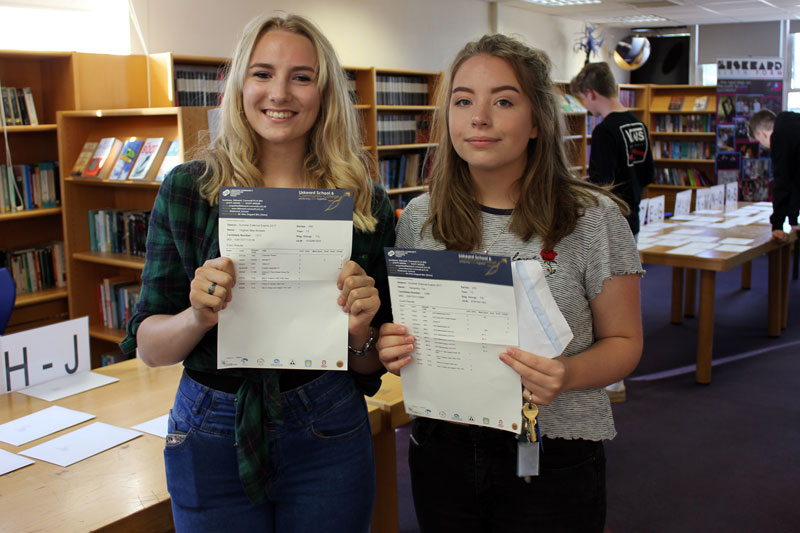 Liskeard School A Level Results 6