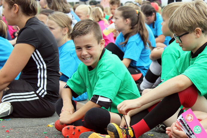 Liskeard School Cornwall School Games 2017 6