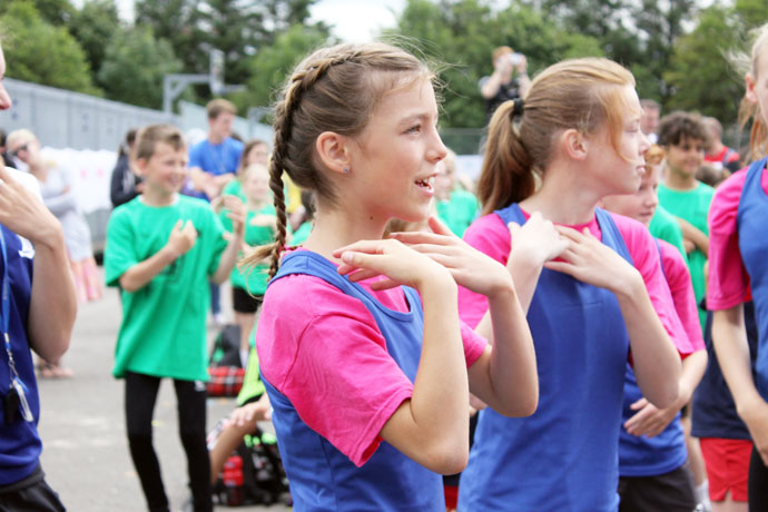 Liskeard School Cornwall School Games 2017 7