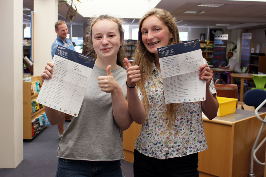 Liskeard School GCSE Results Day 2017 7
