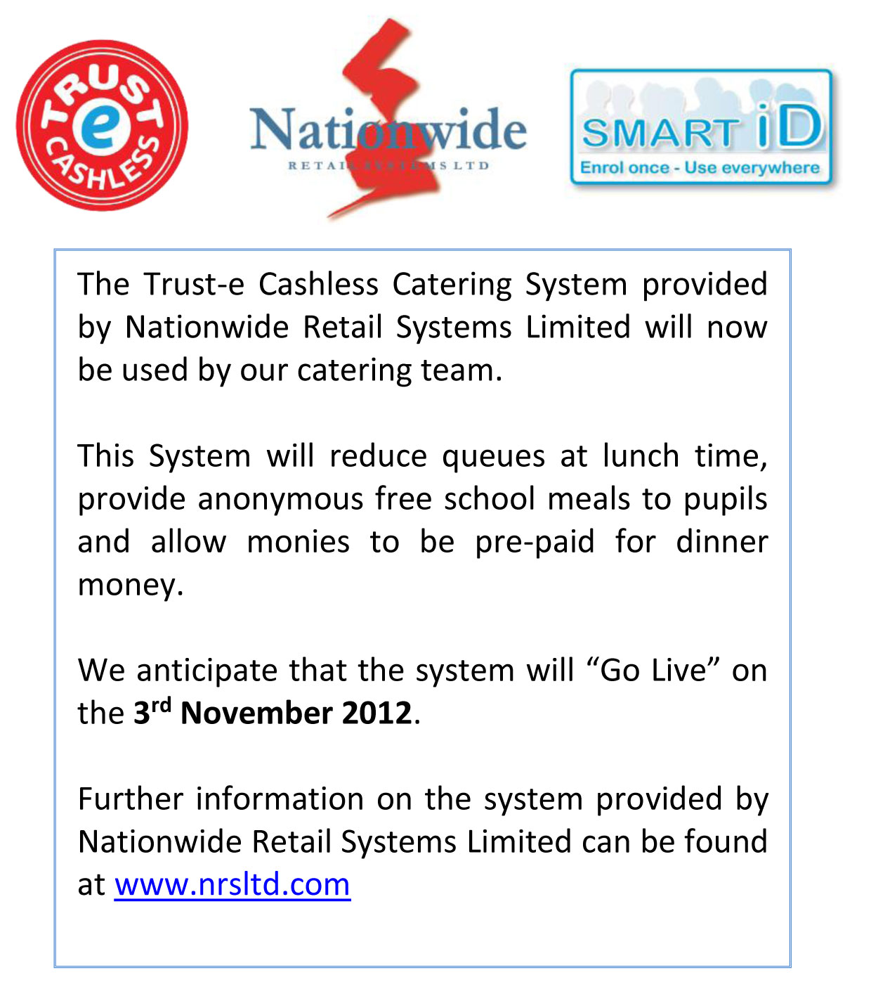 Cashless-Web-Information