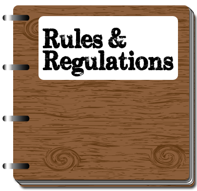Rules, Regulations & Policies